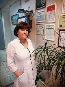 Людмила Александровна Пономаренко